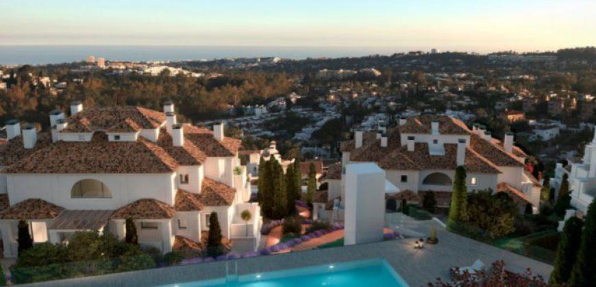 9 Lions Residences – 50 zeer ruime appartementen met zeer ruime living – Puerto Banus