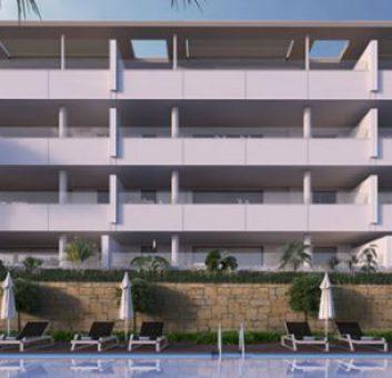 Ruime exclusieve appartementen met spectaculaire uitzichten in Benahavis