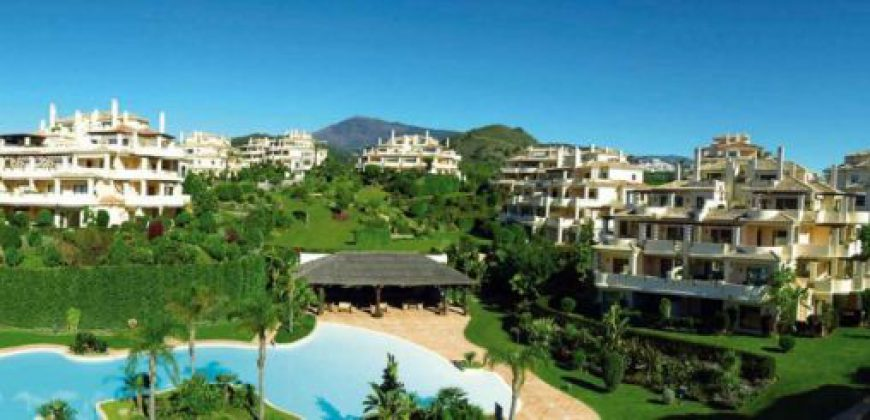 Capanes del Golf – Appartementen Benahavis