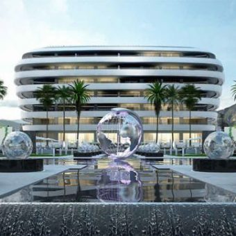 The World – Puerto Banus – Zeer luxe appartementen en penthouses