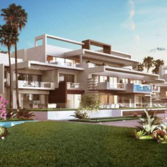 Appartementen en penthouses in luxe resort La Meridiana Puerto Banus