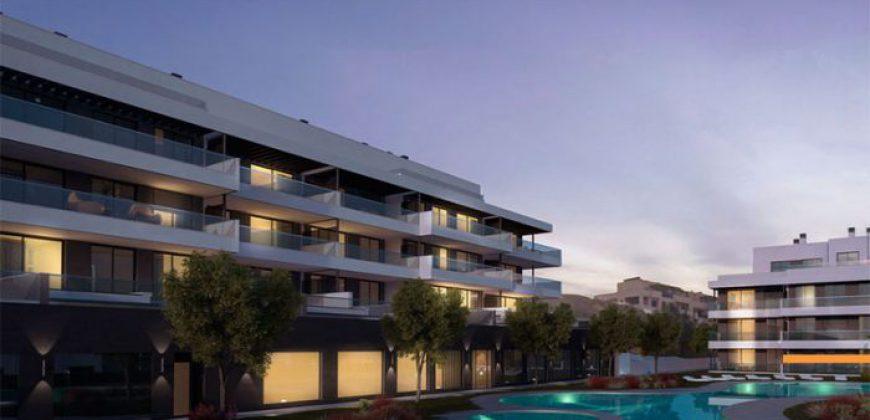 Appartementen en penthouses in La Cala de Mijas – Cala Serena