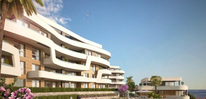 Prachtige appartementen in Mijas Costa met zeezicht
