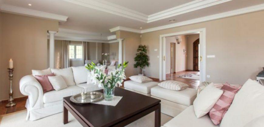 Luxe villa in Elviria – Marbella – 7 slaapkamers/6 badkamers