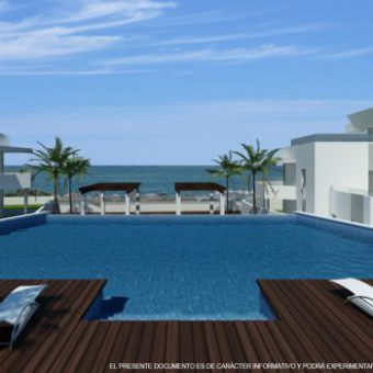 Zeer ruime 3 en 4 slaapkamer appartementen op Dream Gardens Resort