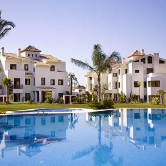 Topkwaliteit nieuwbouw 3 sl.kamer appartementen Marbella