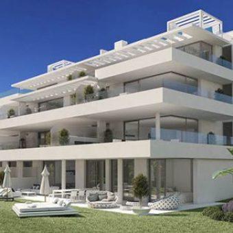 Cataleya fase 3 – penthouses en appartementen in Marbella