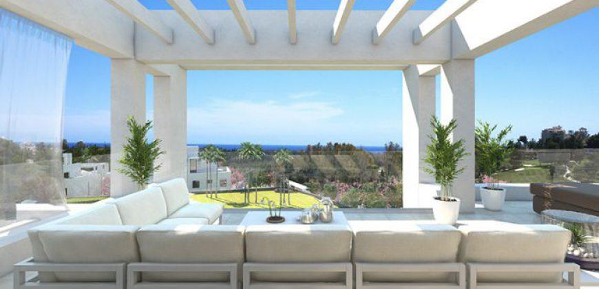 Las Terrazas de Atalaya – appartementen en penthouses