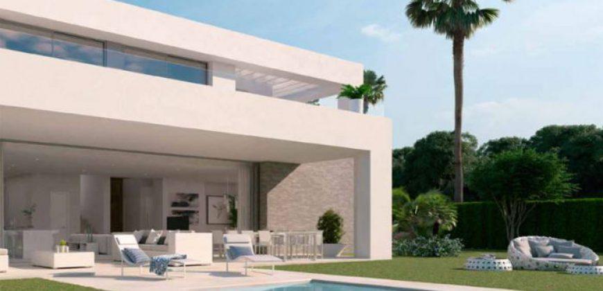 Moderne kwaliteitsvillas op grote kavels tussen 1200 en 1600 meter La Finca de la Cala