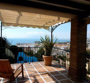 Villa Miraflores del Palo in Malaga