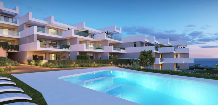Just released! Pure South Manilva Appartementen