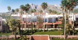 Le Blanc: Het meest prestigieuze half-vrijstaande villa project in exclusieve residentiële wijk, bestaande uit 22 villas.
