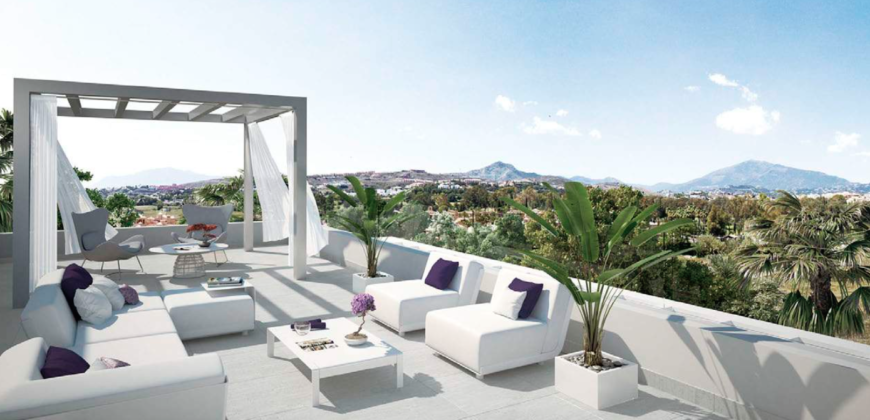 Cataleya Fase 2 (resales): Luxe appartementen en penthouses in de beste buurt van de New Golden Mile van de Costa del Sol