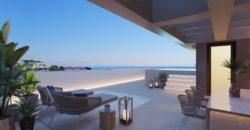 Kwaliteitsproject nieuwbouwappartementen ten westen van Marbella (La Cancelada) met zeezicht en voorzien van vloerverwarming