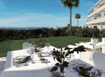 Harmony appartementen en penthouses op La Cala Golf resort – Mijas Costa