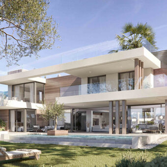 Silk – Nieuwbouw kwaliteitsvilla's iets ten westen van Marbella